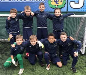 Year 5/6 Football Team