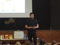 Guy Bass - Author visit