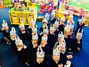 Happy Easter from Nursery